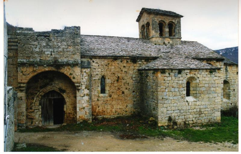 Chapelle des Cuns (photo Martine Astor)